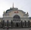 Железнодорожные вокзалы в Озинках