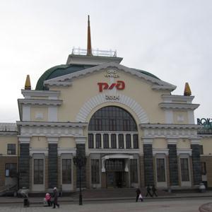 Железнодорожные вокзалы Озинок